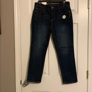 NWT old Navy cropped jeans